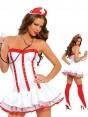 Kostum medicinska sestra Yanida Heartcheck