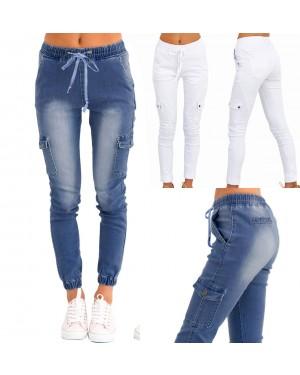 Jeans hlače Susy, več barv