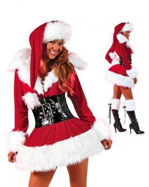 Kostum božička Santa's Maid