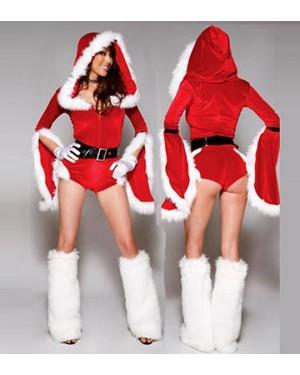 Kostum božični Santa Darling
