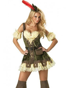 Kostum Robin Hood