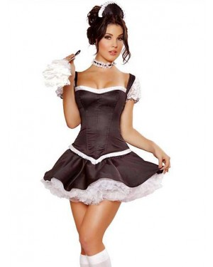 Kostum sobarica French Maid Luxury