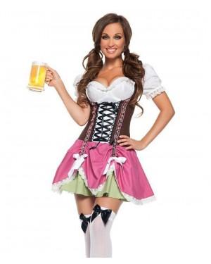 Kostum točajka Swiss Girl