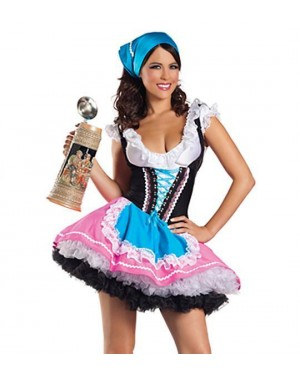 Kostum točajka Heidi