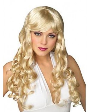Lasulja blond, Glamour