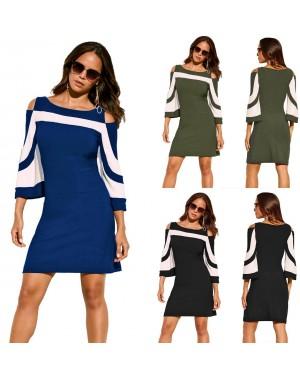 Poletna obleka Toya, več barv