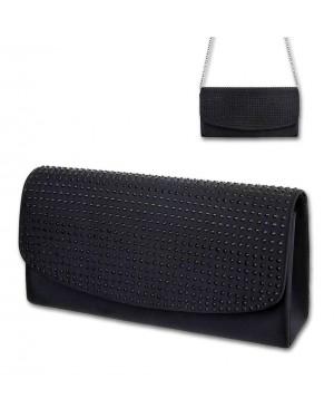 Elegantna torbica 503, črna