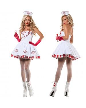 Kostum medicinska sestra Nightingale, bel