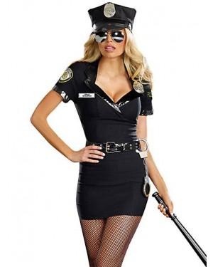 Kostum policistka Dirty Cop