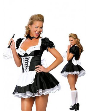 Kostum sobarica French Maid