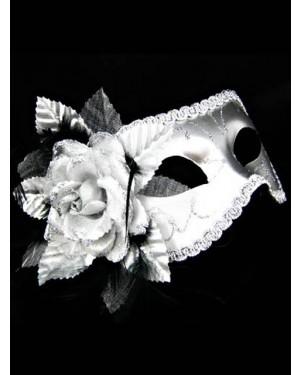 Maska White Flower, več barv