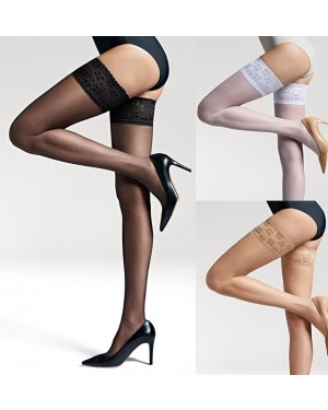Nogavice samostoječe, Gatta Michelle 01, več barv
