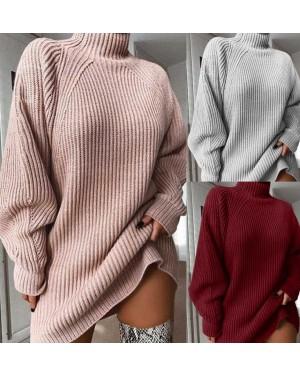 Pletena obleka, tunika Patrice, več barv