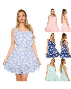 Poletna oblekica Karyn, več barv