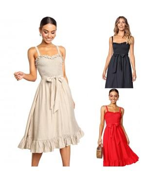 Poletna obleka Arlette, več barv