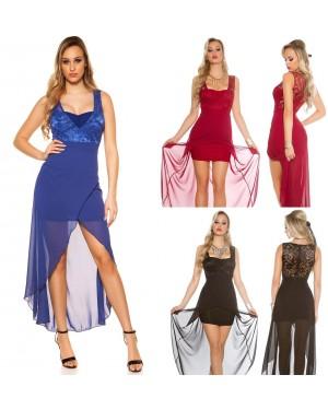 Elegantna oblekica Carmen, več barv